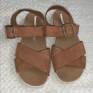 timberland genuine leather sandals
